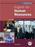English for Human Resources (Express Series)