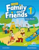 Family and Friends Second Edition