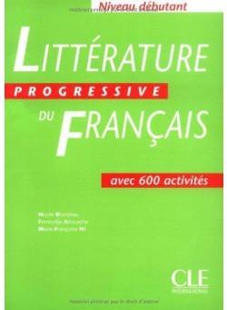 Litterature progressive du francais - Debutant - Livre