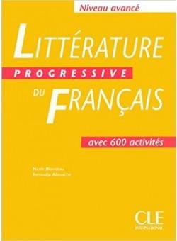 Litterature progressive du francais- Avance - Livre