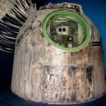 Кабина космического корабля «Восток», 1969г