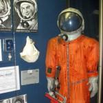 Космические скафандры эпохи первых полетов