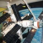 Макет Международной космической станции