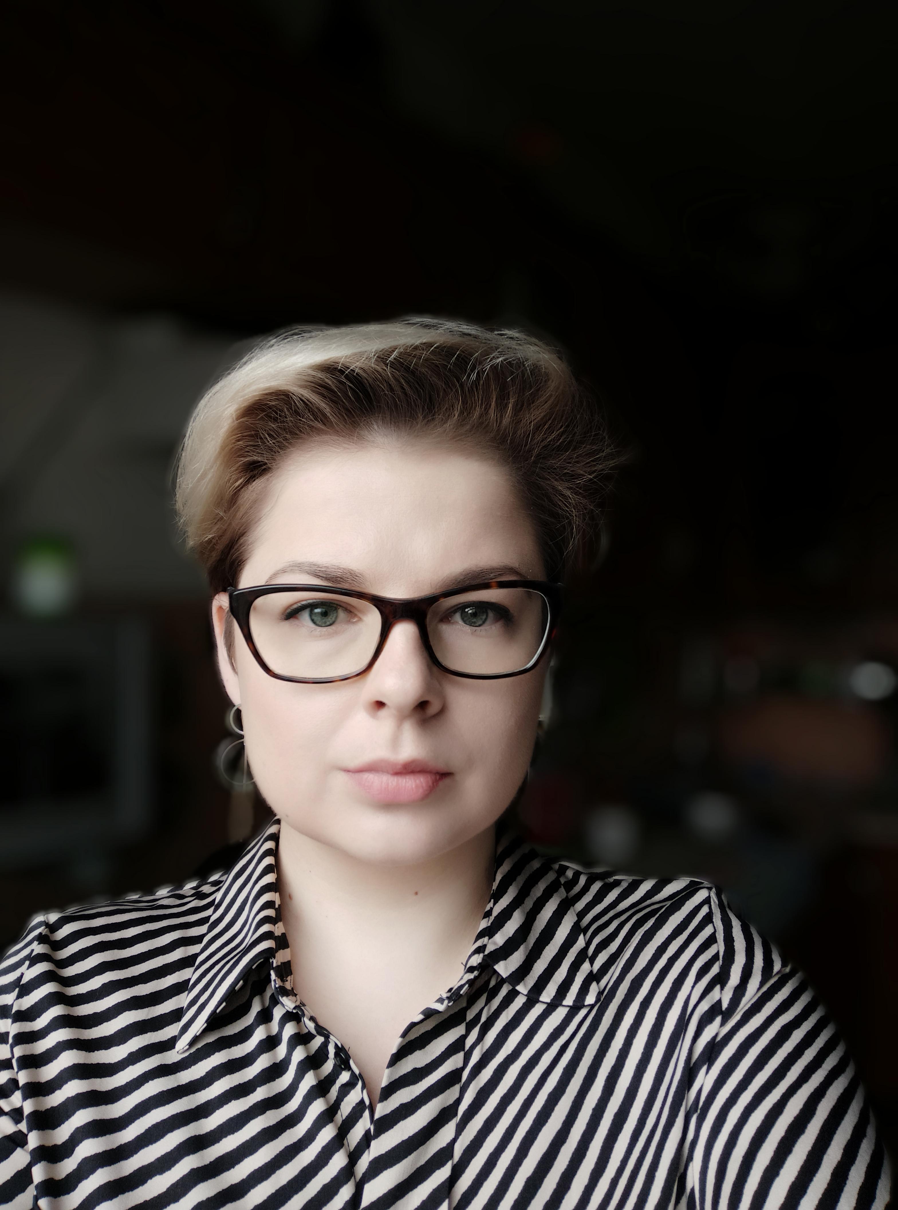 Марина Стрибкова