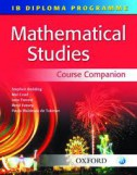 IB Course Companion: Mathematical Studies