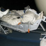Первый космонавт в полете