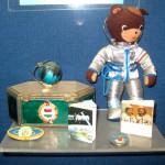 Подарки космонавтам