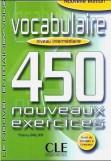Vocabulaire 450 nouveaux exercices