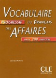Vocabulaire Progressif des affaires